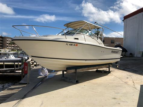 pursuit boats for sale in canada 1991 pursuit 2550 cuddy power boat for sale www