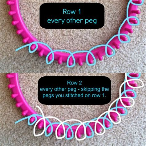 loom knitting for beginners 145 best images about loom knitting patterns on
