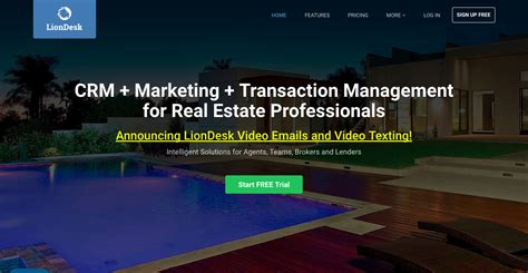 lion desk vs wise agent the best real estate marketing tools to make your life