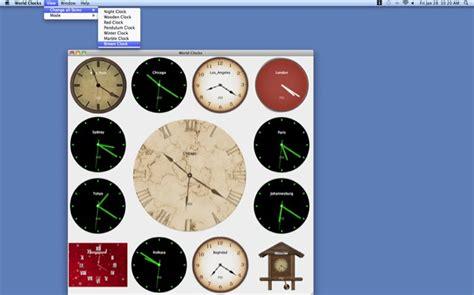 world clock wallpaper for mac download world clocks mac 1 0