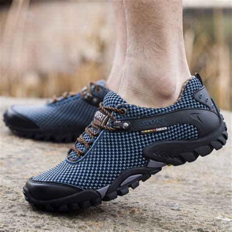 Sepatu Eiger W134 Hiking Boots 2017 outdoor sport shoes sneakers shoes running shoes for brand anti skid road