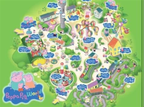 Peppa Pig Amusement Park Zy 667 2 peppa pig world theme park for sale in ballina mayo from milleniumbabe
