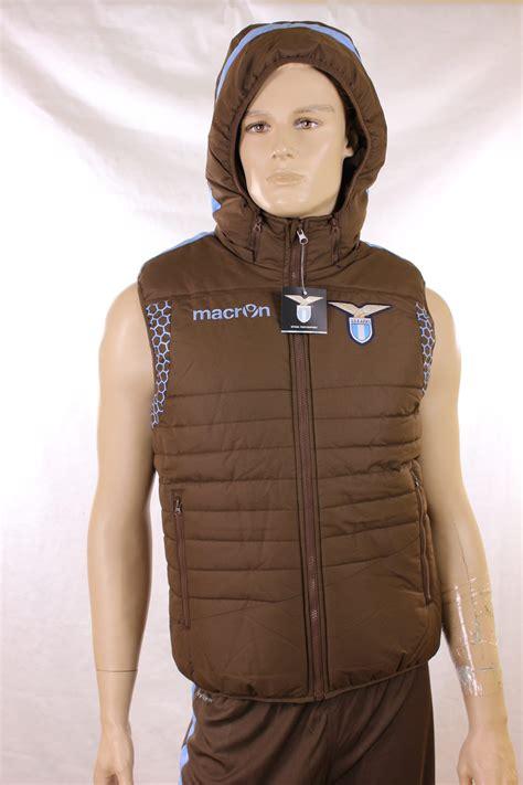 Jaket Hoodie Lazio By Joeojinoai ss lazio rome macron padded jacket brown 2015 16 zip