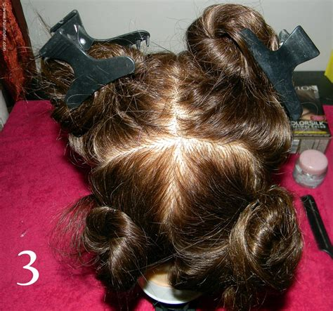 How To Section Hair For Dying by How To Dye Your Hair At Home With Box Hair Color