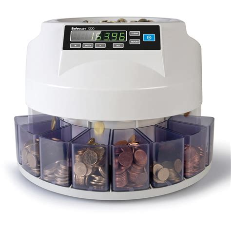 coin counter safescan 1200 eur coin counter sorter for euros