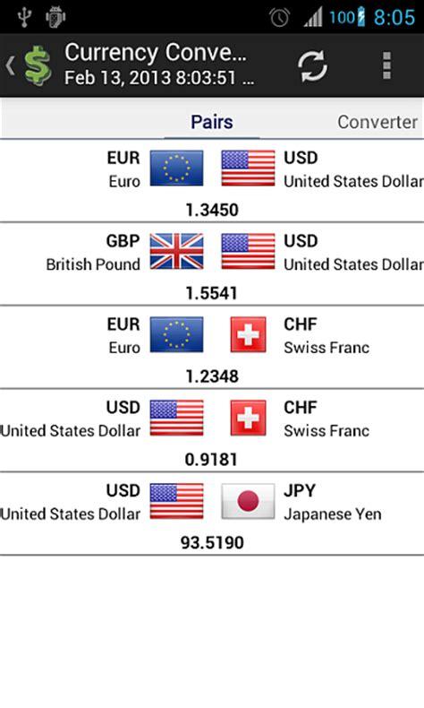 app design rates app 2 1 exchange rates modern design android