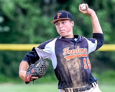 Section 6 Baseball by Voss Shines Nolan Hunt Dominates In Section Vi