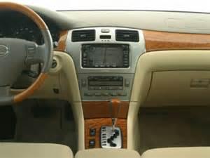 2005 Lexus Es330 Navigation System 2005 Lexus Es 330 Photos Informations Articles