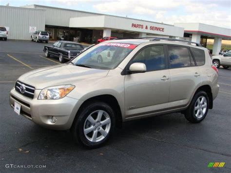 2007 Toyota Rav4 Limited 2007 Metallic Toyota Rav4 Limited 26258673