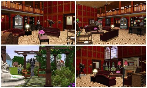 glenridge hall the house from the vire diaries glenridge mod the sims glenridge hall the mansion from tv series