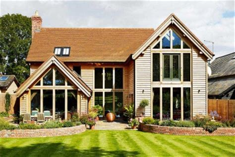 oak framed house designs oak frame design homebuilding renovating