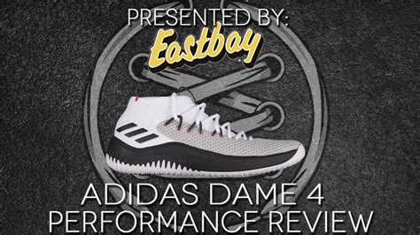 adidas dame 4 review adidas dame 4 performance review weartesters