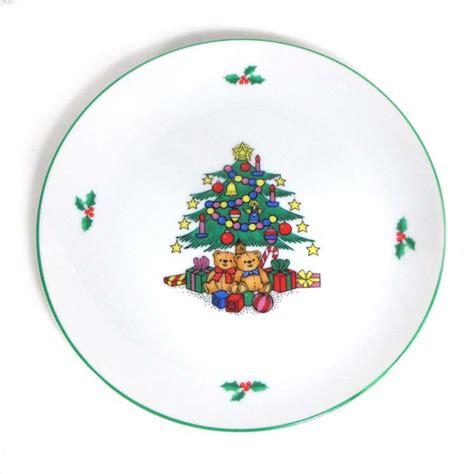 crave creation christmas dessert plates