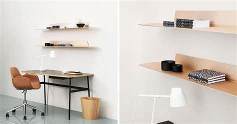 minimalist shelf jet is a thin modern minimalist shelf contemporist