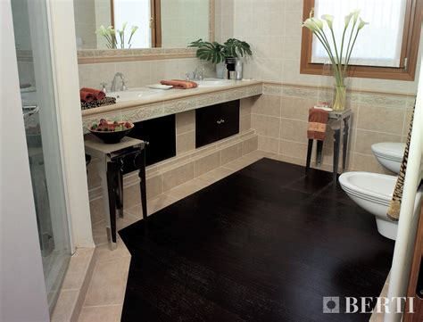 pavimento legno bagno berti tips can i lay parquet in my bathroom is a wooden