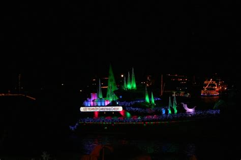 newport beach boat parade route and times 102nd newport beach christmas boat parade a celebration