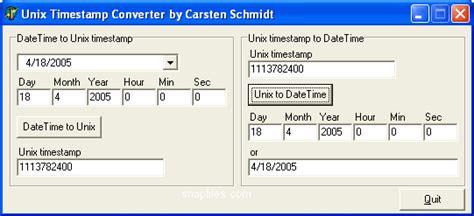file format converter unix to windows unix timest converter convert a unix timest