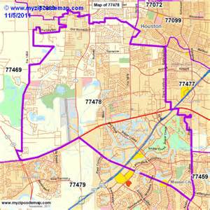 zip code map of 77478 demographic profile residential