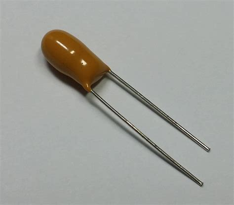 smd capacitor gpu 47uf 16v radial dipped tantalum capacitor tap47k16 20 lot ebay