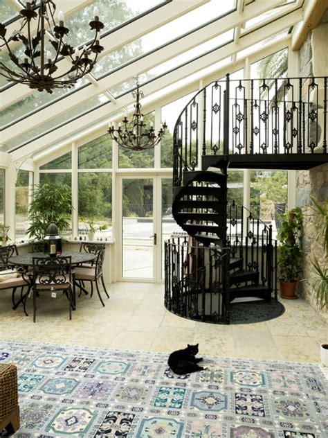 Les Granges De Beauvoir Manor Farmhouse Sunroom