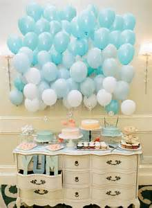 top trend for 2015 bridal shower balloon decors