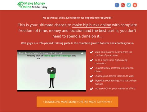 Make Honest Money Online - make money online made easy honest review family time income
