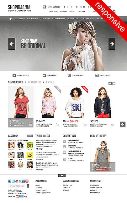 Pros And Cons Of Opencart Magento Oscommerce Sowtware Tonytemplates Magento Website Templates