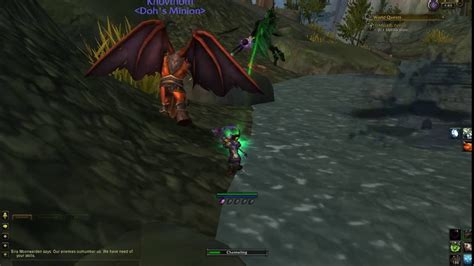 Quest Danger wow world quest danger defilia