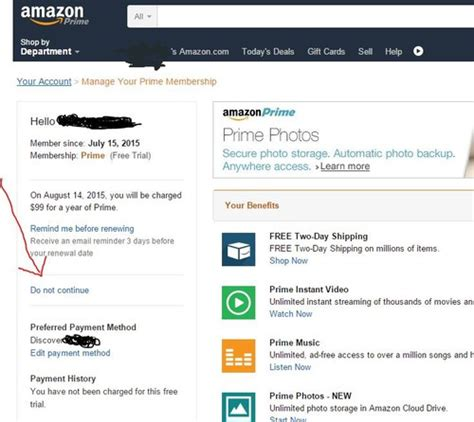 how do i cancel prime membership and membership trial and get a refund books how do i cancel prime membership thepicky