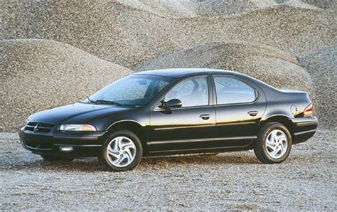 i drive a dodge stratus 1997 dodge stratus information and photos zombiedrive