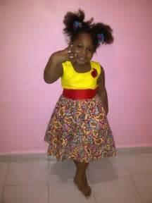 children ankara style lovely ankara girls dress african kids fashion