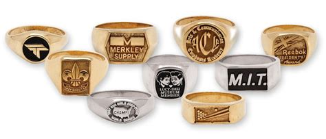 Handmade Gold Rings - custom rings corporate chionship team rings