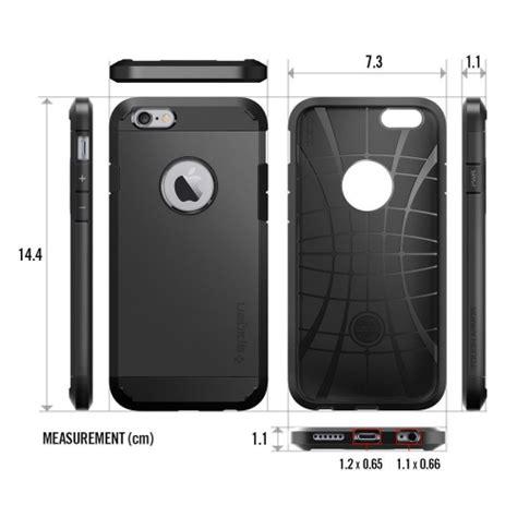Spigen Tough Armor Tech Iphone 44s 35quotinc review comparativo da capa iphone 6 tough armor e a slim armor s eagletech