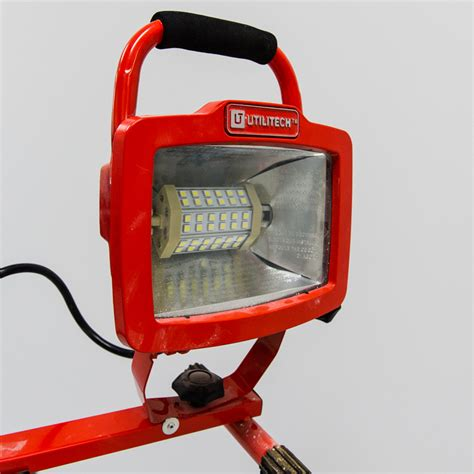 halogen work l bulbs r7s led 40 watt equivalent led t3 flood light
