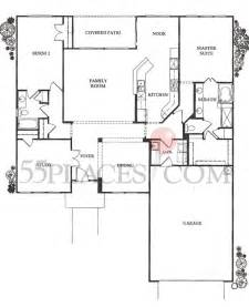 barringer floorplan 2112 sq ft sun city