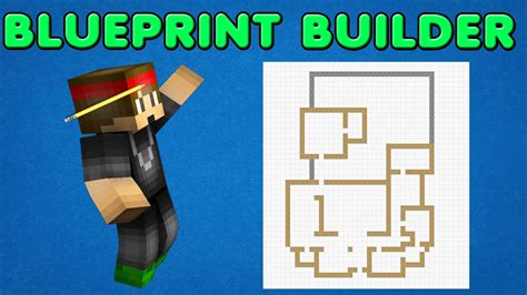 blue print creator minecraft plugin blueprint builder make blueprints