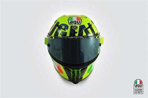 Helm Agv Mugello Valentino Rossi S 2016 Mugello Agv Helmet