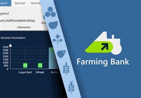 fs bank farming bank mod v 0 1 187 gamesmods net fs17 cnc fs15