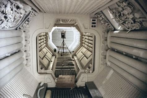 spaceship interior scifi nostromo