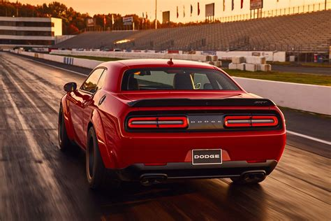 dodge challenger demon 2018 dodge challenger srt demon allocation plan dissuades