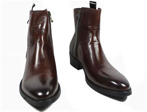 dress boots for on sale mens zipper boots on sale yu boots