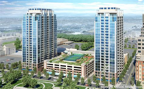 Sky House by Tryon S Revitalization Begins Now Skyhouse Looks To