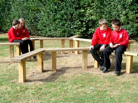 school outdoor seating nursery early years outdoor play equipment esp play