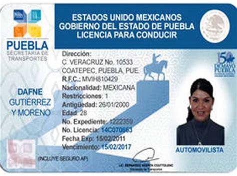 requisitos para la licencia de manejo d f 2016 licencia de conducir requisitos y d 243 nde se tramita