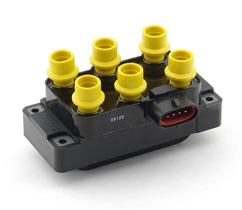 accel coil resistor accel ignition coil coil edis horizontal harness connector ford v6 each ebay