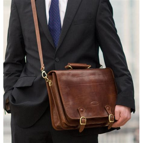 mens leather baby bag personalised s leather satchel bags