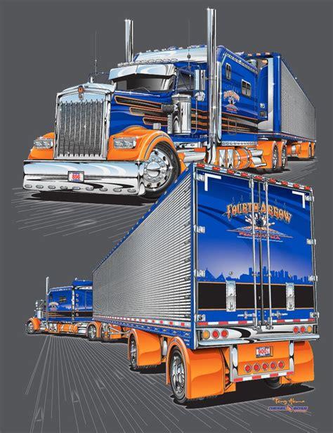 kenworth merchandise usa 20 best terry akuna images on pinterest big trucks semi