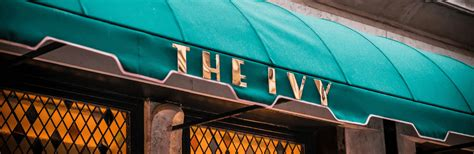 the ivy now the the ivy modern british restaurant covent garden london