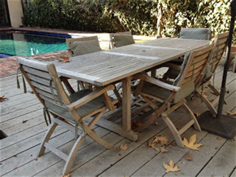 expandable patio table heygreenie teak wood expandable rectangular table patio