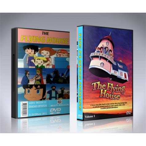 the flying house the flying house dvd 1982 tv cartoon